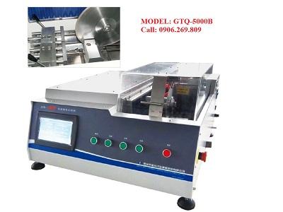 Máy cắt mẫu kim loại thí nghiệm chính xác GTQ-5000B; DTQ-5 (Đĩa cắt kim cương mỏng)