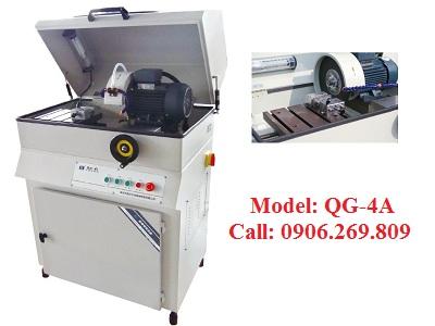 Máy cắt  mẫu QG-4A (Max.Cut: Ø65mm - Loại dùng phổ biến)