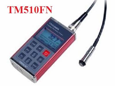 Máy đo độ dày lớp sơn phủ,lớp xi mạ TM510FN (Dùng phổ biến-giá rẻ)