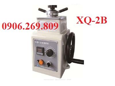 Máy ép mẫu thí nghiệm XQ-2B; Máy đúc mẫu thí nghiệm XQ-2B (Loại dùng phổ biến nhất)