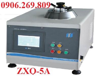 Máy đúc ép mẫu kim loại tự động ZXQ-5A