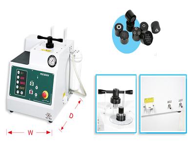 Máy ép mẫu thí nghiệm (đúc mẫu) B; B-E3 (TOP TECH - ĐÀI LOAN)