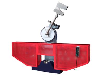 Máy kiểm tra độ bền va đập JB-500B; Máy thử độ bền va đập JB-500B (Loại bán tự động)