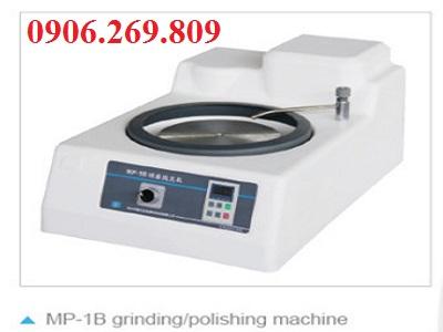Máy mài bóng mẫu kim loại MP-1B; Máy mài bóng mẫu thí nghiệm MP-1B (Loại 01 đĩa mài, điều chỉnh tốc độ)