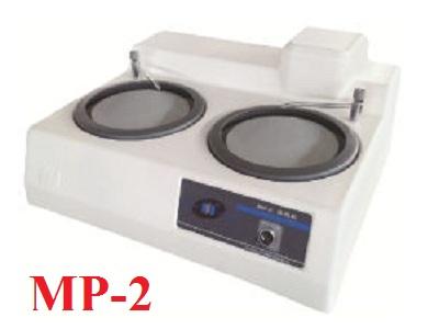Máy mài bóng mẫu kim loại MP-2; Máy mài bóng mẫu thí nghiệm MP-2 (Loại tốc độ cố định, dùng phố biến nhất)