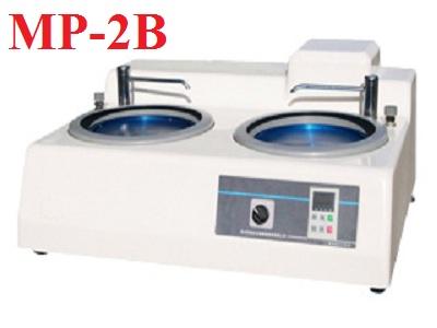 Máy mài bóng mẫu kim loại MP-2B; Máy mài bóng mẫu thí nghiệm MP-2B (Loại điều chỉnh tốc độ theo ý muốn)