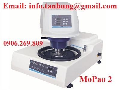 Máy mài bóng mẫu kim loại tự động MOPAO 2; Máy mài bóng mẫu thí nghiệm tự động MOPAO 2 (Loại tự động)