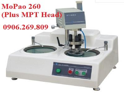 Máy mài bóng mẫu kim loại bán tự động MoPao 160. MoPao 260. MoPao 160E. MoPao 260E (Loại bán tự động)