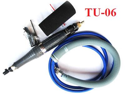 Máy dũa rung hơi TU-06. Máy giũa khí nén TU-06