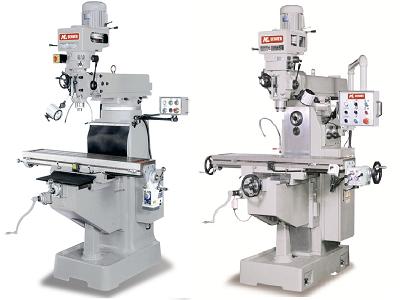 Máy phay đứng DM-150V/VS; DM-160V/VS; DM-180V/VS, DM-186V/VS