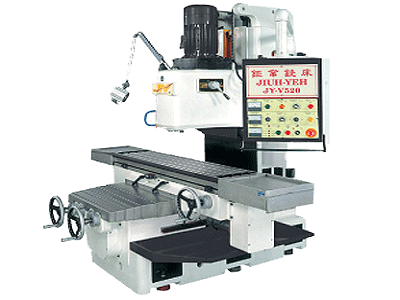 Máy phay giường JY-VT550/ VT630/ V520/ V500/ V650A/ V650B/ VH450/ VH480/ VH550/ VH650B/ VH780