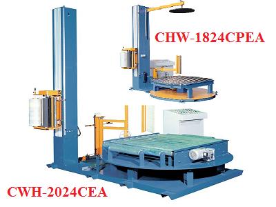 Máy quấn màng Pallet tự động CHW-2024CEA; CHW-1824CPEA