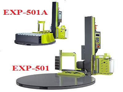 Máy quấn màng Pallet tự động EXP-501; EXP-501A
