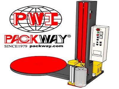 Máy quấn màng Pallet PW-1521R-T2 (PLC & Traditional switch)