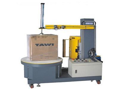 Máy quấn thùng Carton TC-0707A; Máy quấn màng Pallet loại nhỏ TC-0707A
