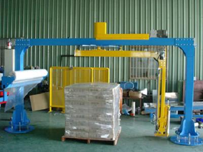 Máy quấn màng Pallet cố định TC-2021C (Không giới hạn trọng lượng Pallet)