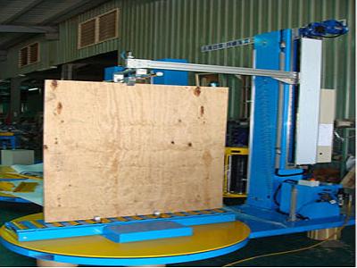 Máy quấn màng Pallet cánh cửa, cửa sổ (Door/Window Pallet Wrapper)