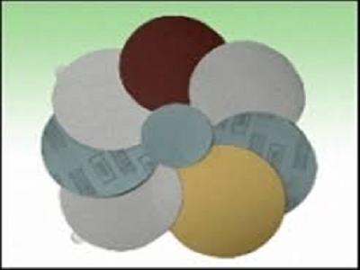 Nhám đĩa, nhám tròn Riken phi 100mm, 125mm, 150mm, 200mm  (Loại băng keo dán)