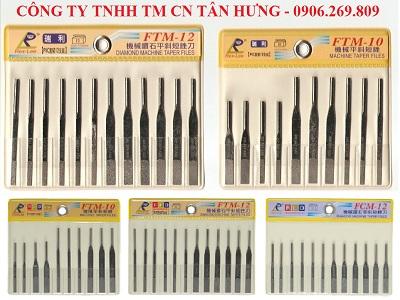 Bộ dũa kim cương máy FTM-10.FTM-12.FCM-12 (REX-LEE-Đài Loan)