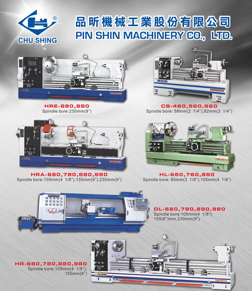PIN SHIN MACHINERY CO., LTD