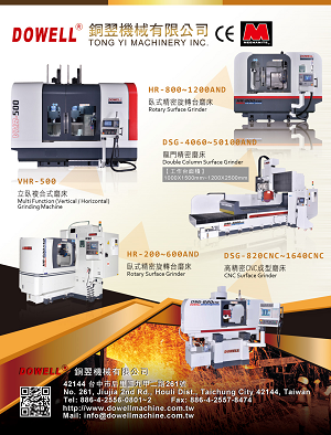TONG YI MACHINERY INC