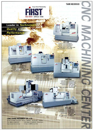 LONG CHANG MACHINERY CO., LTD