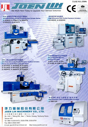JOEN LIH MACHINERY CO., LTD