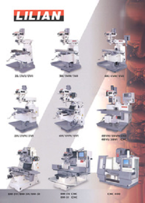 LILIAN Machinery Industrial Co., Ltd