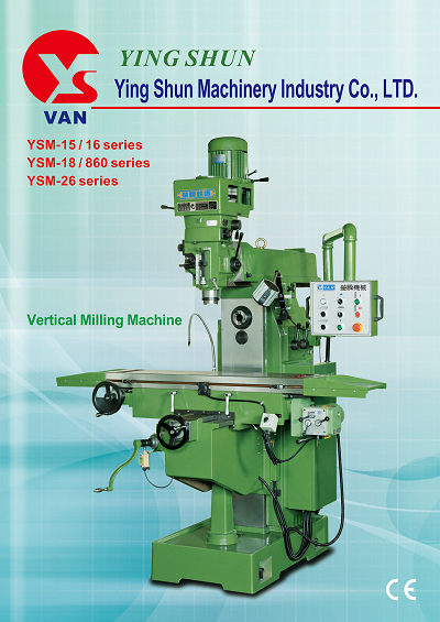 YING SHUN MACHINERY INDUSTRY CO., LTD